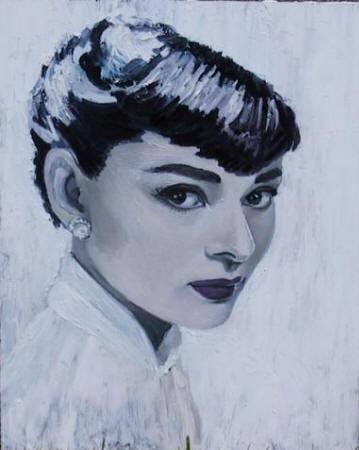 Blue Audrey