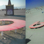 The Numbers, at 3, 6, 9, and12 O'Clock on the Playa